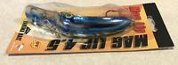 MAG LIP 4.5 UV Yakima Bait METALLIC SILVER BLUE SCALE Plug Lure Salmon Steelhead