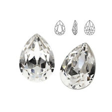 Swarovski 4320 Pear-shaped (drop) 8 mm Crystal (price for 1 piece)
