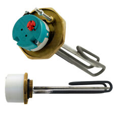"""Copperform Ultrasteel - 1 3/4"""" 3kW Immersion Heater 14"""" for Unvented IMHTR335"""