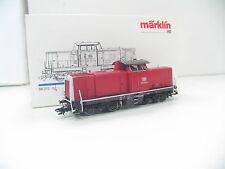 MÄRKLIN 3347 DIESELLOK BR 212 ROT der DB   BW1430