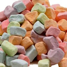 Dehydrated Cereal Marshmallows Assorted Colors 1/2 Pound Bag