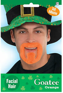St Patricks Day Goatee Beard Irish Dress up Accessory CHEAP CLEARANCE SALE