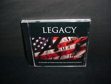 Legacy Lest We Forget Music CD New In Memory Those Who Paid Ultimate Sacrifice