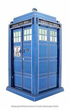 Metal Earth Doctor Who Tardis Police Box 3D Laser Cut DIY Model Hobby Build Kit