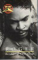 Roger Bridging The Gap 1991 Cassette Tape Album Rap Hiphop