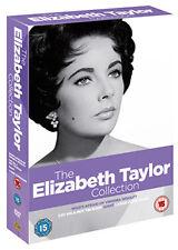 ELIZABETH TAYLOR BOXSET - DVD - REGION 2 UK