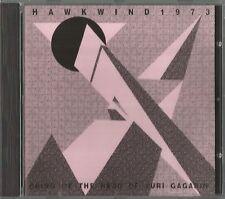 Hawkwind - Bring me the Head of Yuri Gagarin - live 1973 - CDTB 101 UH 1991