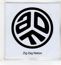 (GD145) Asian Dub Foundation, Zig Zag Nation - DJ CD