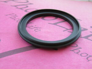 52mm-62mm Male to Male Double Coupling Ring reverse macro Adapter 52-62
