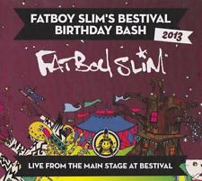FATBOY SLIM ‎– FATBOY SLIM'S BESTIVAL BIRTHDAY BASH 2013 LIVE 2CDs (NEW/SEALED)