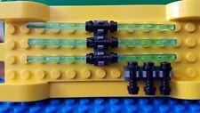 LEGO Lightsaber x6 Trans BLUE Star Wars Kylo Ren Clone Wars Weapon Blade Vader