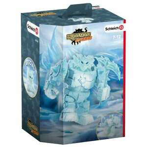 Schleich Eldrador Mini Creatures Ice Robot Figure 42546