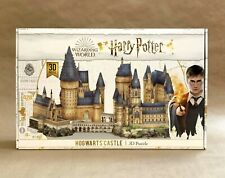 Harry Potter: Wizarding Wolrd Hogwarts Castle 3D 428 Pieces Puzzle - Brand New