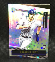 2019 Unparalleled Astral Brandon Lowe RC Tampa Bay Rays ROOKIE #26