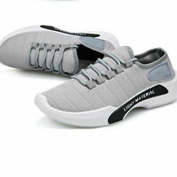 Fashion Mens Sneakers Trainers Breathable Boys Running Gym Casual Sports Shoes 9