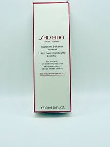 NEW & SEALED- Shiseido Treatment Softener Enriched 10oz XL