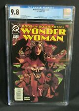 Wonder Woman #167 (2001) Adam Hughes Cover CGC 9.8 R376