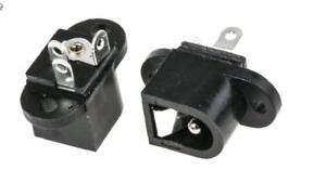 Panel Mount DC socket