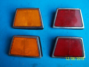 ROVER 2000 3500 S US MARKET SET OF SIDE REFLECTORS