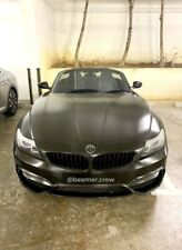 """BRAND NEW OEM BMW Blacked Out 'Competition Package"""" Roundel Emblems 7 Piece"""