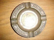 GENERAL ELECTRIC VINTAGE METAL  ASHTRAY