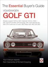 VW Golf GTI Mk1 Mk2 Gti G60 Rallye New The Essential Buyer's Guide Book