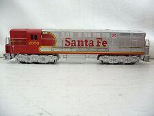 MTH MT-2123LP Santa Fe Cab #2580 LN Protosound