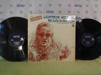 Lightnin' Hopkins, My Life In the Blues, Prestige PR 7370, 1965, 2 LPs, Gatefold