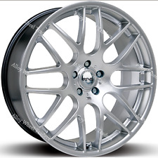 "Alloy Wheels 18"" DTM For BMW 1 Series E81 E82 E87 E88 F20 F21 F40 WR Silver"