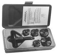 Lisle 25000 Rear Disc Brake Caliper Tool Set (Newly Revised)