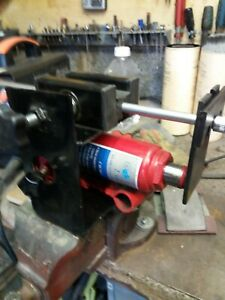 Golf shaft extractor and tip remover with written instructions how to use.