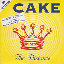 ★☆★ CD Single CAKE	The distance ltd French ed CARD SLEEVE 4-track  ★☆★
