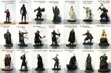 Lord of the Rings Herr der Ringe Seigneur Des Anneaux Eaglemoss D'Agostini
