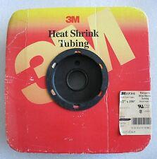 3 Feet 3m Fp301 Black Polyolefin Heat Shrinkable Tubing Shrink Tube 12 X 36