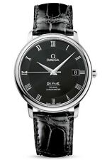 Omega De Ville Prestige Co-Axial , Automatic, Black,Watch 4875.50.01