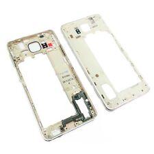 Carcasa Intermedia Marco Central Plateado Samsung Galaxy Alpha G850F SM-G850F