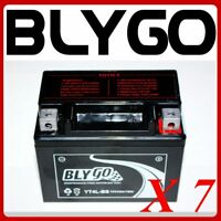 7 X YT4L-BS 12V4AH Battery 50cc 70cc 110cc PITPRO TRAIL DIRT QUAD BIKE ATV BUGGY