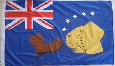 The Simpsons Australia flag Boot Australian Flag