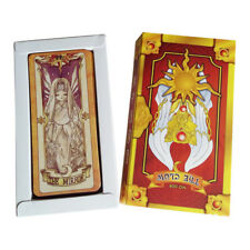 56pcs/set Card Captor Sakura The Clow Cards Cosplay Party Supplies Gift Usa Ship