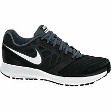 """NIKE MEN RUNNING SHOES DOWNSHIFTER """"6"""" NEW BLACK WHITE SIZE 10.5 NEW 684652-003"""