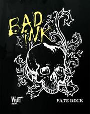 Malifaux Third Edition Bad Ink Fate Deck