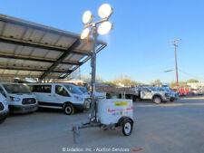 2012 Magnum Mlt3060 Towable Light Tower Generator Gen Set S/A Diesel bidadoo