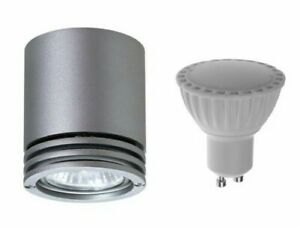 Spot Construction Die Cast Mounted Spotlights Roof 230V With / Without LED