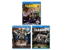 The League ~ Complete Season 1-3 (1 2 & 3) Collection ~ BRAND NEW BLU-RAY SETS