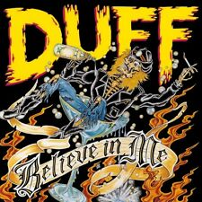 DUFF MCKAGAN - BELIEVE IN ME   VINYL LP NEW+