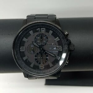 Citizen Nighthawk Eco Drive Men's Watch Model B612-S078245