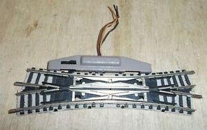 Fleischmann N 9166 L Double Slip Switch DKW 15° Link Crossing Tested