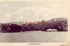 NEW HAMPSHIRE. GRANLIDEN BAY - a view of Hotel in background