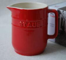 STAUB Mini Pitcher Milk/Cream Jug Cherry Red 0.25l