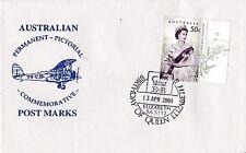 Permanent Commerative Pictorial Postmark - Elizabeth 13 Apr 2004 - 50c
